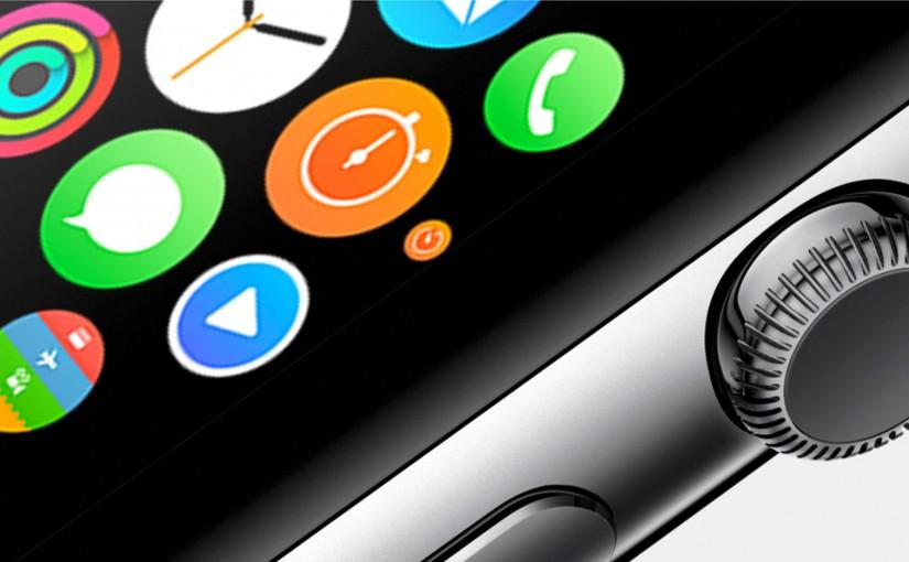 Keynote del AppleWatch