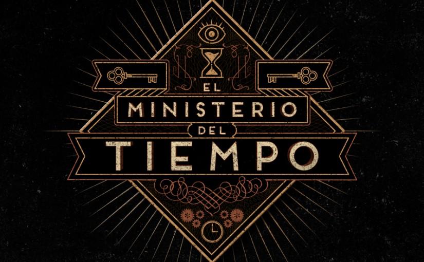 Ministerio del tiempo Logotipo