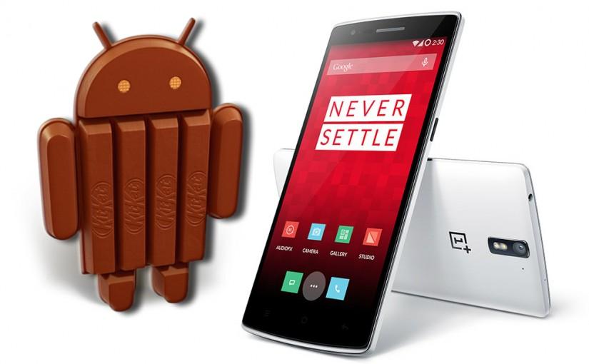 Mis primeros días con el Oneplus One y Android