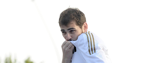 Iker Casillas se va del Real Madrid