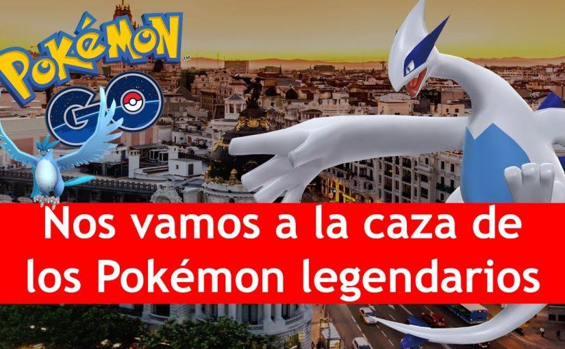 La caza de los Pokémon Legendarios | Pokémon GO