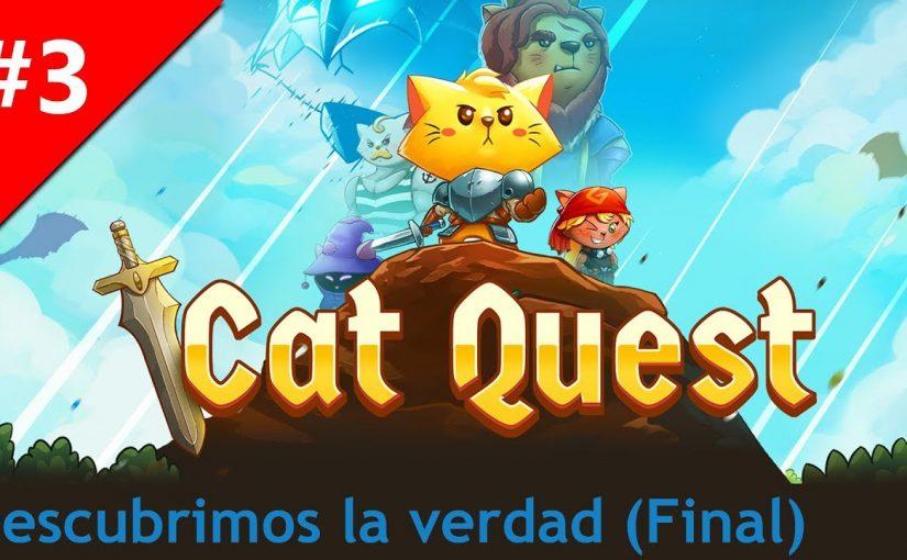 Cat Quest | El mejor gato de la historia