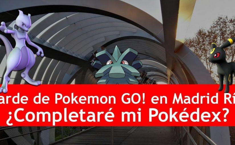 ¿Completaré hoy mi Pokédex? | Pokémon Go!