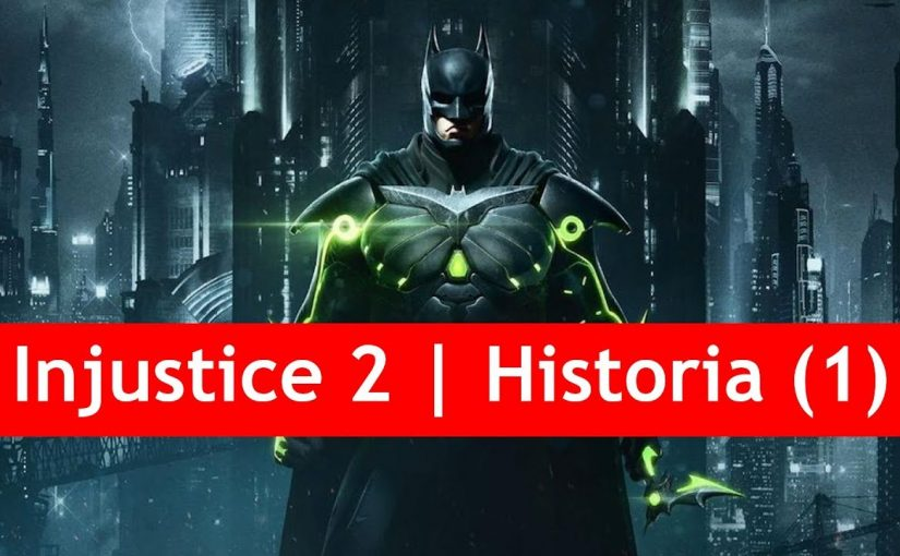 Injustice 2 | Modo historia (Serie completa)