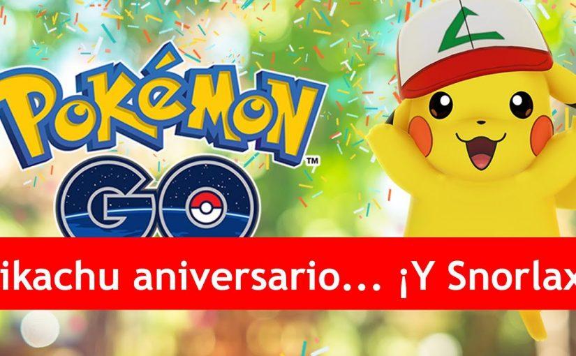 Capturamos a Pikachu y nos enfrentamos a Snorlax | Pokémon GO