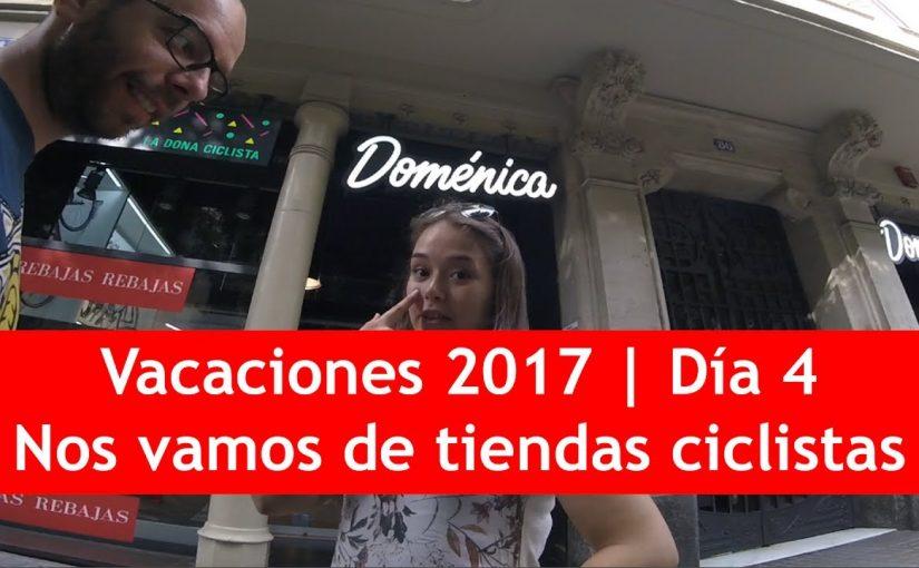 Vacaciones 2017 | Día 4: Tiendas ciclistas en Barcelona y Badalona